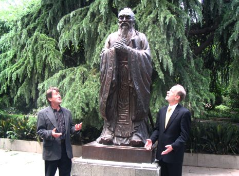 image of Mark Turner, Gilles Fauconnier, Confucius